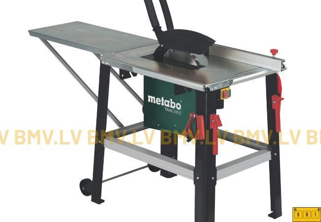 Metabo TKHS 315 C 2,0 WNB
